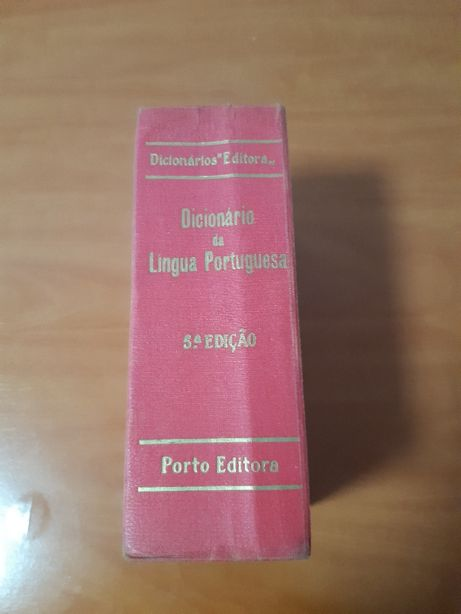 Livro antigo - Porto Editora - 5ª edição
