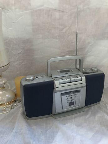 CD-програвач, радіо-програвач