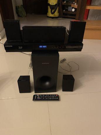 Zestaw kina domowego Samsung usb/hdmi/lan/optical