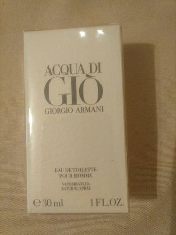 Woda toaletowa GIORGIO ARMANI