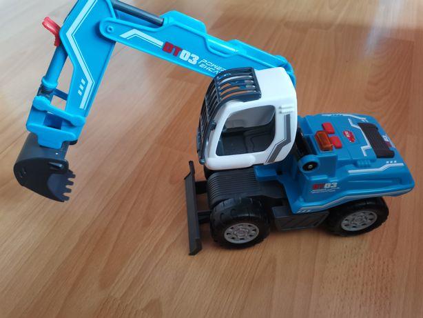 Dickie toys koparka DT03