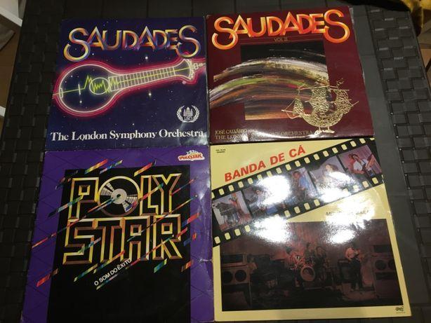 Discos de vinil vários - LP e single