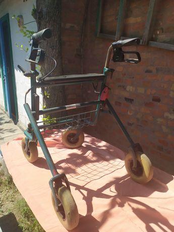 Ходунки на колесах