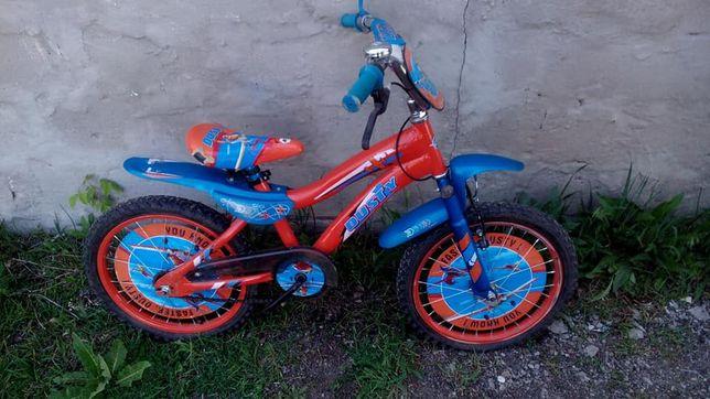 Велосипед детский, колесо на 18