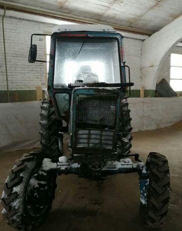 Трактор. МТЗ 82.