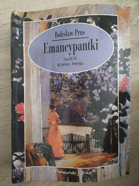 Emancypatki 1998 ksiazka