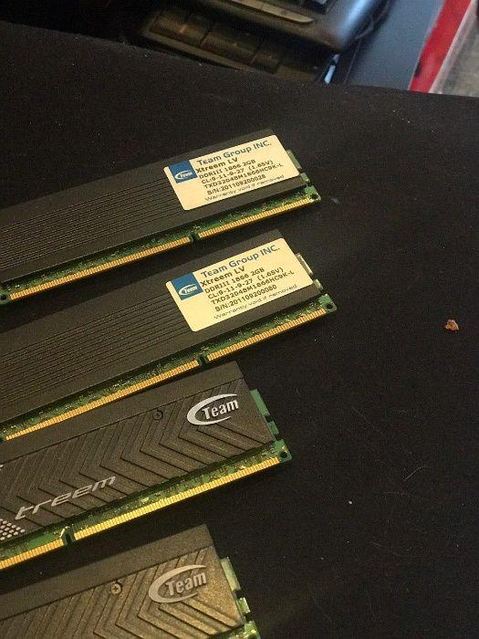 Team DDR3-1866 8192MB PC-14900 Kit of 4x2048 Xtreem оперативная память Харьков - изображение 1