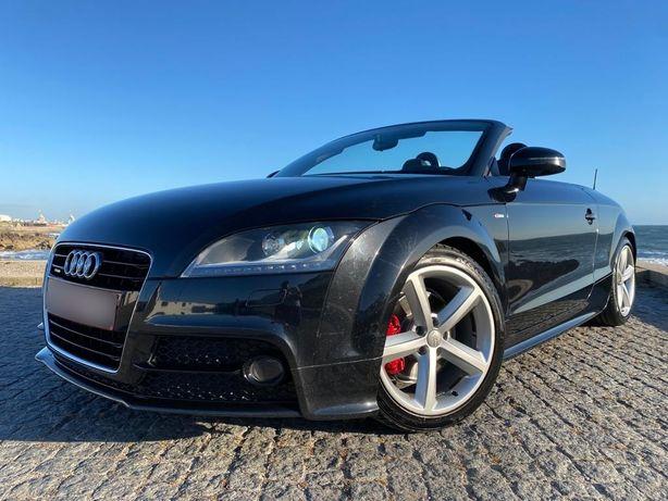 Audi TT S-LINE PLUS 2.0 TDI QUATTRO 170cv CABRIO - 2010 - Full Extras
