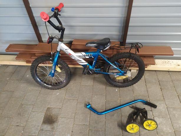 Rower BMX 16 dla dziecka