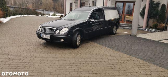 Mercedes-Benz Klasa E Karawan pogrzebowy Mercedes E 270 CDI RAPPOLD