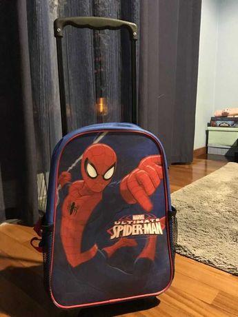Mochila troley spiderman