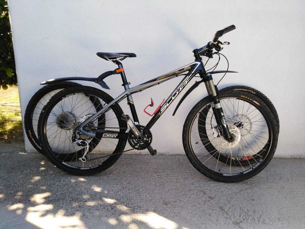 2 Bicicletas de cidade e BTT