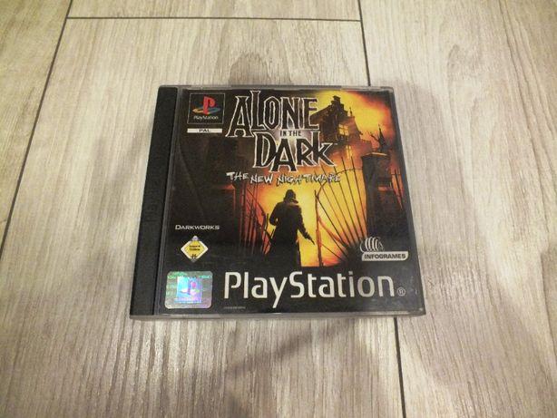Gra PSX Alone in the Dark