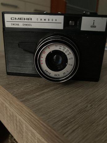Aparat fotograficzny SMENA 40 letni