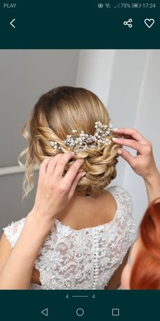 Suknia ślubna piekna