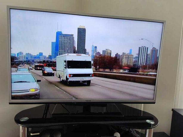 Sprzedam bardzo ładny używany TV 46 calowy Toshiba 46TL938.