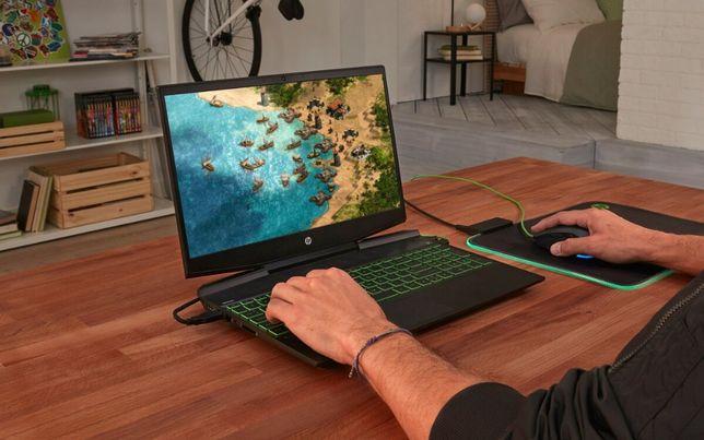 HP Pavilion Gaming - i5 9300H, 16 GB, GTX 1050 500gb + 1Tb как новый