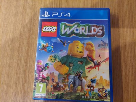 Lego Worlds PS4 Tychy