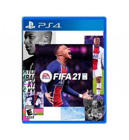 Диск PS4 с игрой FIFA 2021 RU PS4