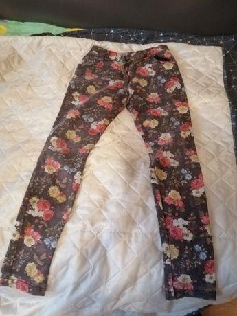 Spodnie dziewczę