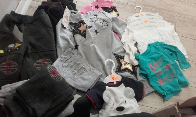 Sprzedam odzież ubrania po likwidacji sklepu