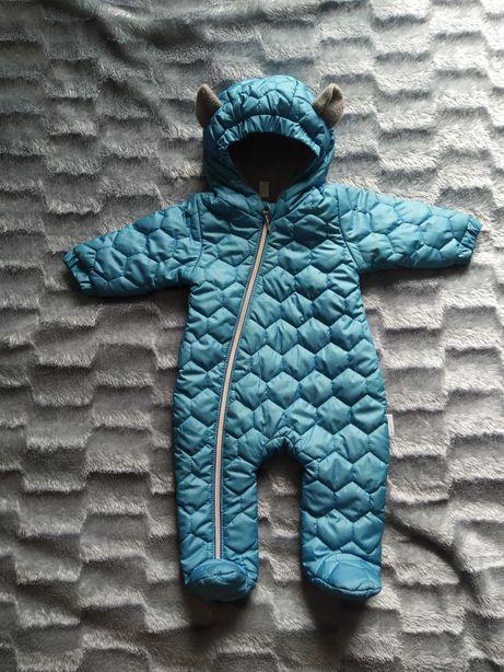 Демисезонный Деми человечек детский человек весна осень курточка 68см