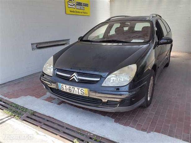 Citroën C5 2.2 HDi Exclusive