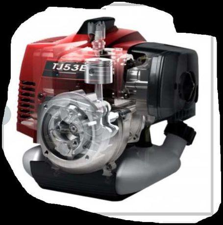 Roçadora Torke Motor Kawasaki TJ53E - NOVA c/garantia