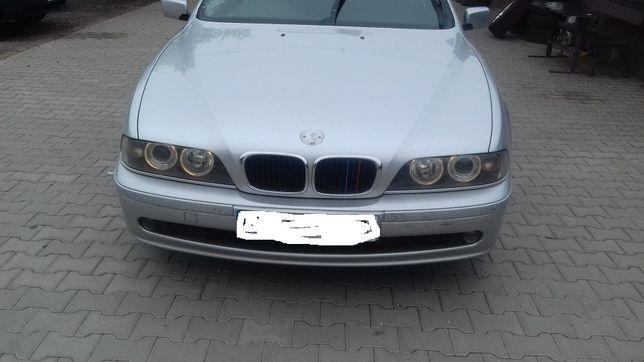 BMW na części e39 srebrna TITANSILBER 354/7