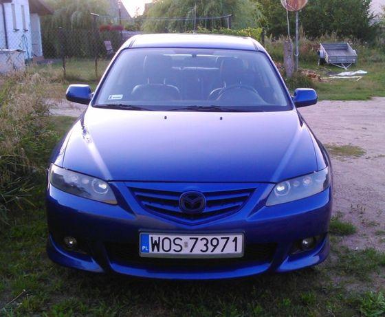 Mazda 6 3.0 V6 2004r.