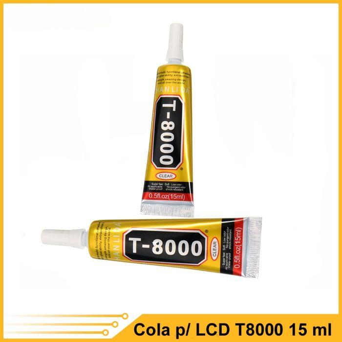 Cola para LCD T8000 15 ml / 50ml / 110ml Cacém E São Marcos - imagem 1
