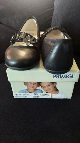 PRIMIGI baleriny czarne 35