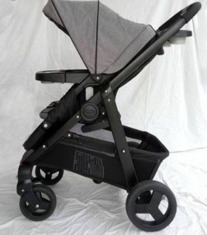 Graco modes downtown click Connect miejski wózek spacerówka zadbany