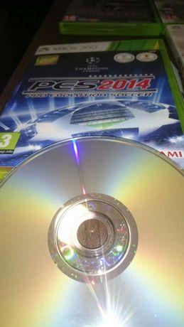 PES2014 pro evolution soccer na konsolę Xbox 360