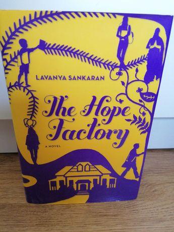 The Hope Factory - Lavanya Sankaran - książka po angielsku