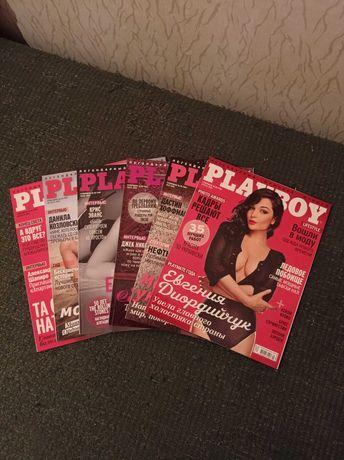 """Журналы """"Playboy"""" новые"""