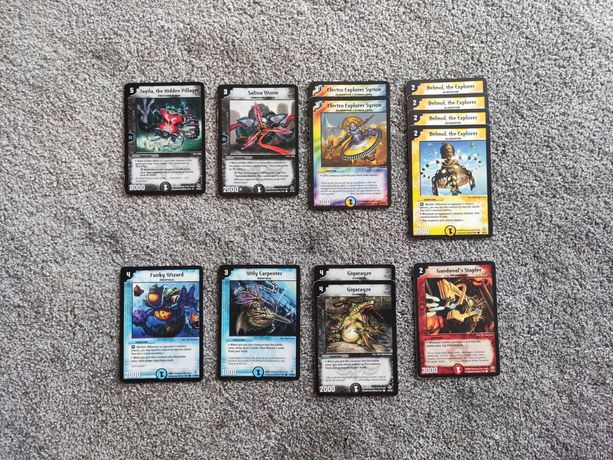 Karty Duel Masters DM-11/12