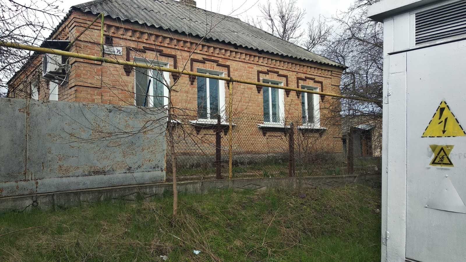 Дом Старая Балашовка