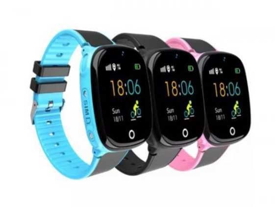 Smartwatch HW11 lokalizator GPS