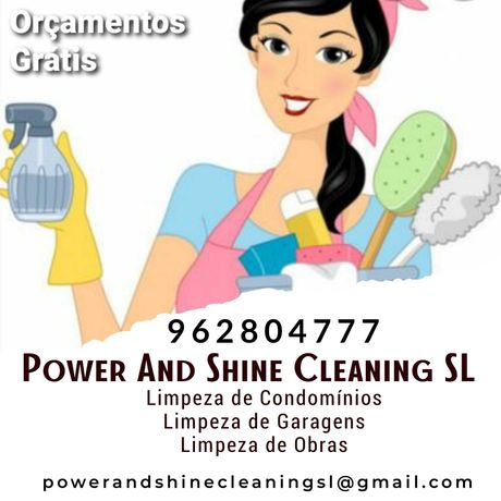 Limpezas (Power And Shine Cleaning S.L)