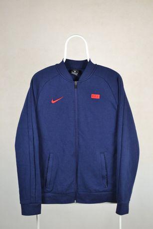 Кофта Nike Tech Fleece France x adidas puma футбол оригинал размер S