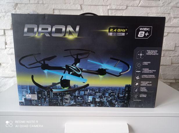 Dron 2,4 GHz* dla początkujących.