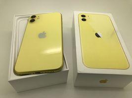 Apple Iphone Айфон 11 128GB не 64GB Yellow