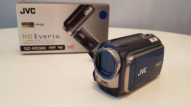 Kamera full hd JVC Everio GZ-HD300