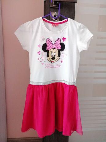 Sukienka Minnie Mouse 134