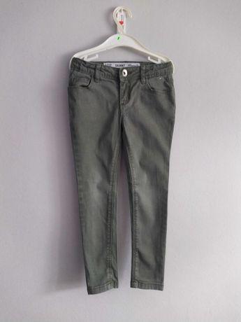 Jeansy dla dziewczynki 110cm 5/6 lat
