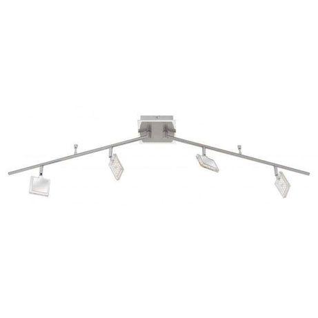 Lampa sufitowa LED listwa DANN Paul Neuhaus 6964-17 żyrandol