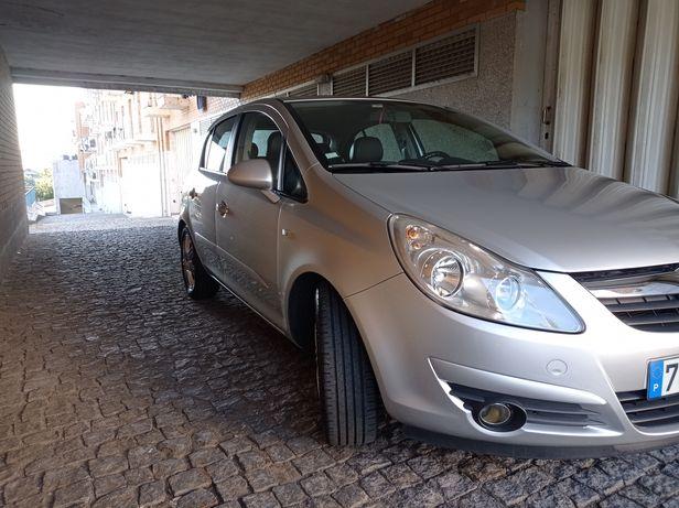 Opel corsa versão cosmo irrepreensível