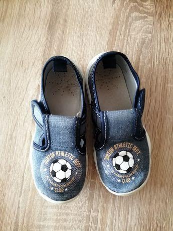 Buty chłopięce 28