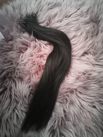Włosy naturalne metoda pod ringi